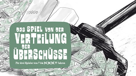 Graphic Novel Kapitalismuskritik als Comic