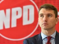 Frank Franz, NPD-Bundesparteitag