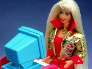Barbie am PC, ap