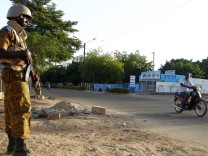 Security situation in Burkina Faso