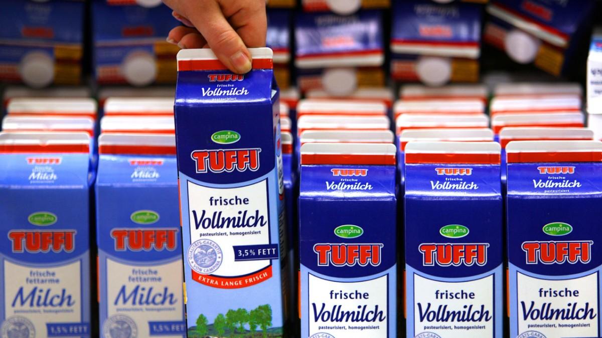 Verfall der Milchpreise - Melken für den Weltmarkt