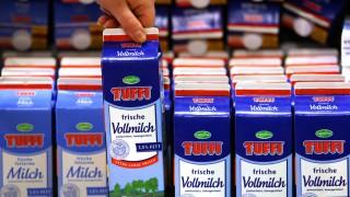 Milchpreise - Milch im Supermarkt