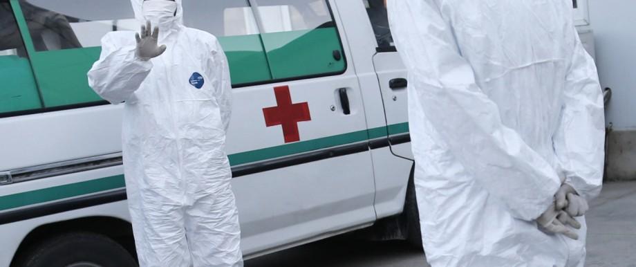 Ebola Ebola-Angst in Nordkorea