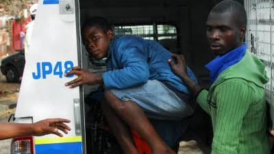 Fremdenfeindlichkeit in Südafrika