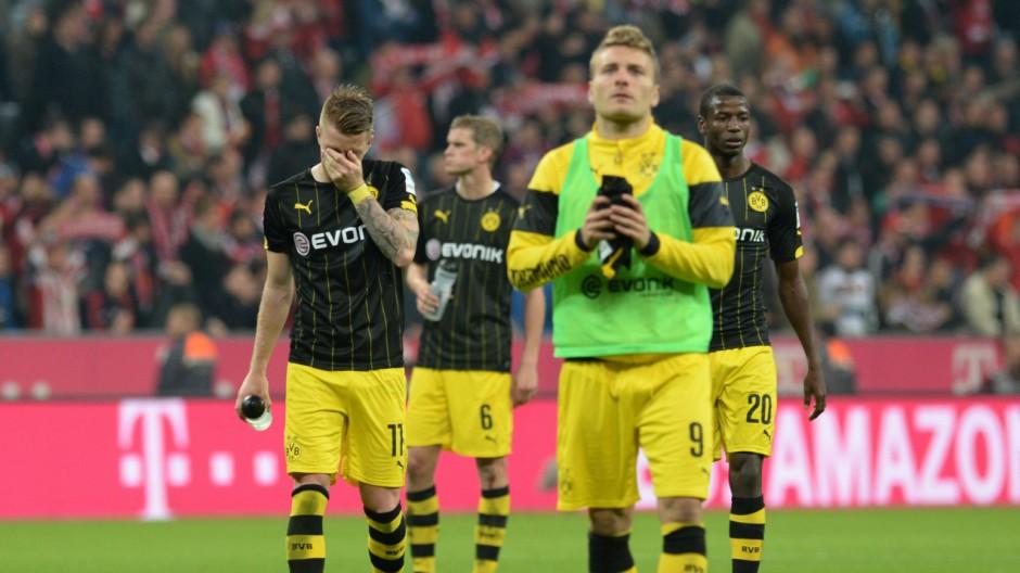 Bayern München - Borussia Dortmund 2:1