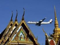Suvarnabhumi International airport, Bangkok, Thailand