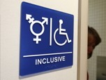 genderneutrale Toilette Toleranz-Recherche