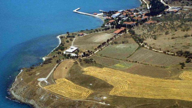 Öcalan-Prozeß Gefängnis-Insel Imrali