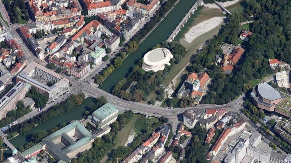 Konzertsaal in München Neue Pläne für Philharmonie