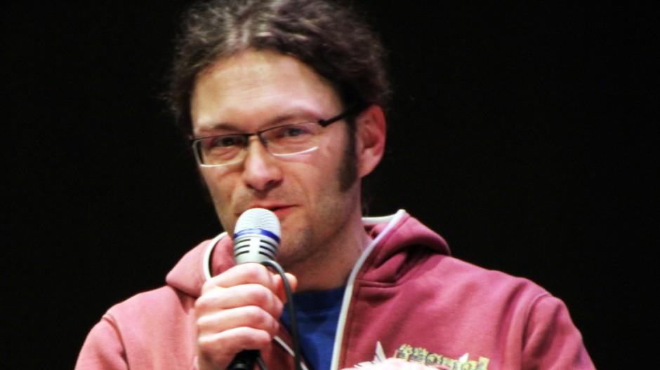 Tobias McFadden, Bürgermeisterkandidat der Piratenpartei
