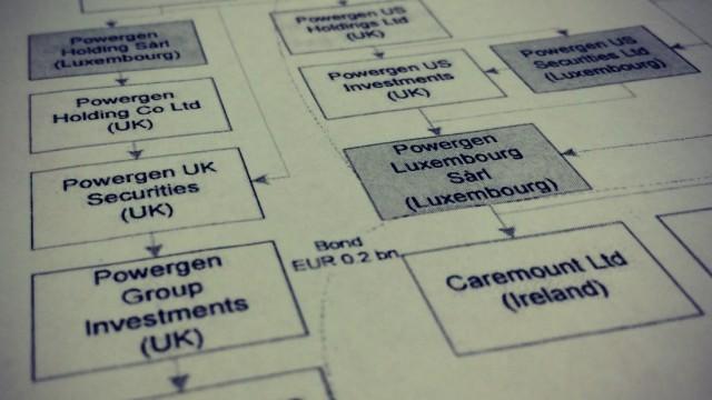 Luxemburg-Leaks Steuer-Dokumente
