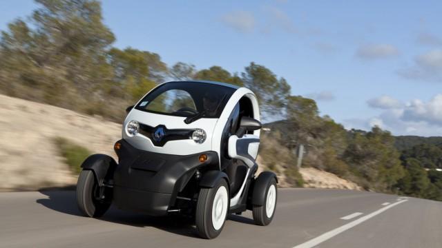 Elektroauto Initiative der Stadt