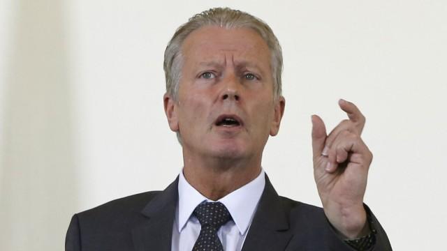 Österreich Vizekanzler Wirtschaftsminister Reinhold Mitterlehner ÖVP