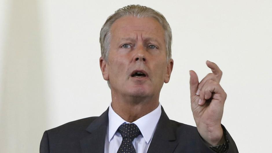 Österreich Vizekanzler Reinhold Mitterlehner ÖVP