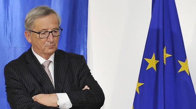 141030 BRUSSELS Oct 30 2014 EU Commission President elected Jean Claude Juncker ponders du