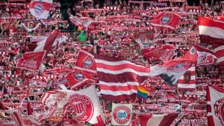 Bayern Muenchen v VfB Stuttgart - Bundesliga; Queerpass Bayern