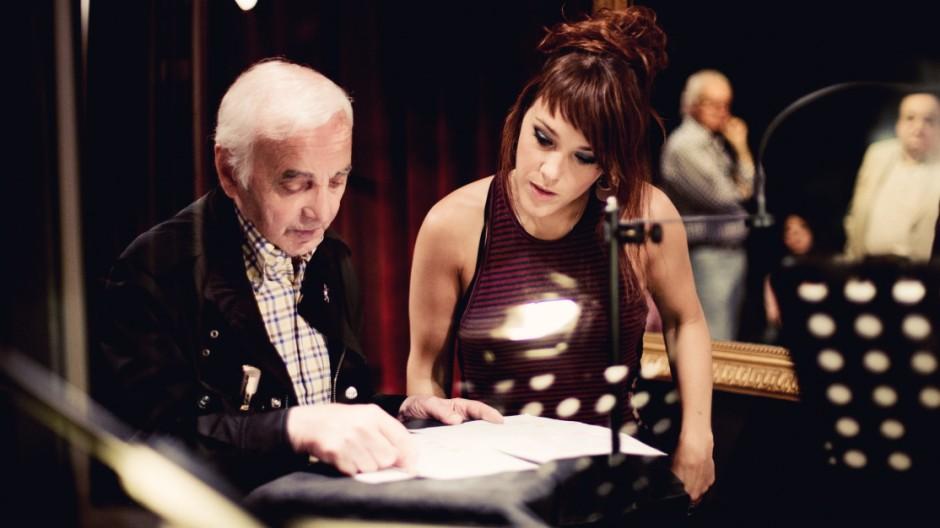 Charles Aznavour Zaz