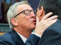 Jean-Claude Juncker, Maros Sefcovic