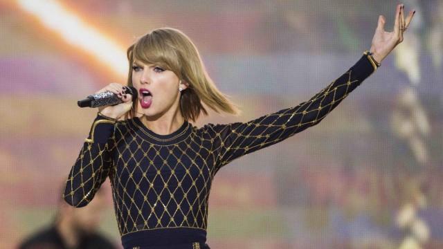 Taylor Swift ABC New York
