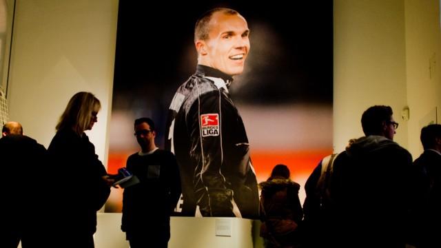 Ausstellung zu Robert Enke