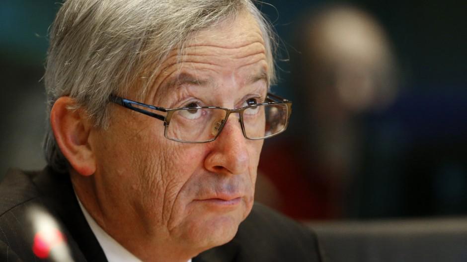 Jean-Claude Juncker Luxemburg-Leaks