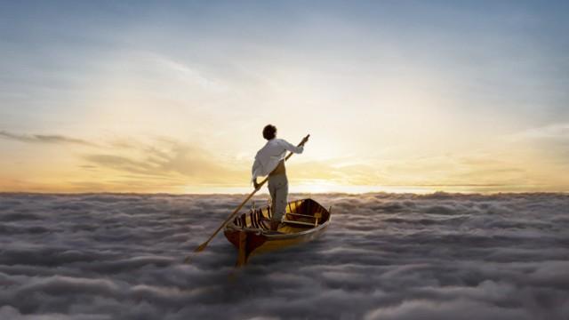 "Pink Floyd Letztes Pink-Floyd-Album ""The Endlesse River"""
