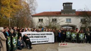 Dachau KZ-Gedenkstätte Dachau