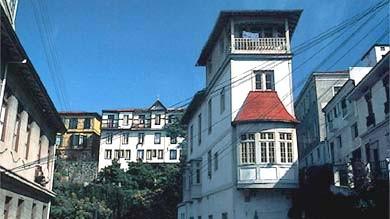 Für einige Passagiere war in Valparaíso Endstation der Weltreise.