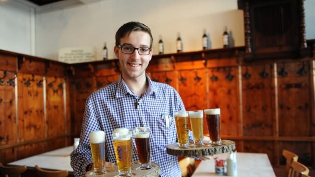 Marktschänke an der Frauenstraße: Bier auf Wein - München ...