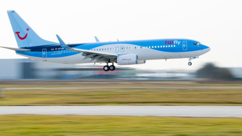 Fluggesellschaft TuiFly