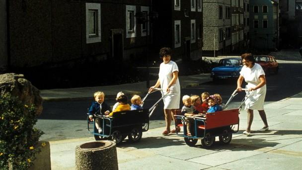 Kinderbetreuung DDR