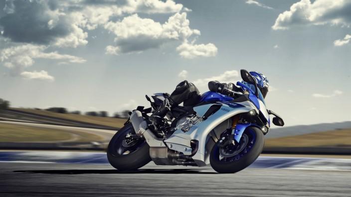 Yamaha präsentiert komplett neue YZF-R1 mit 200 PS