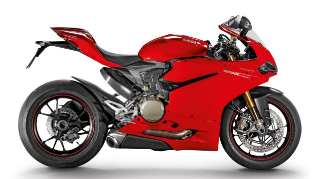Ducatis neuer Spitzensportler 1299 Panigale leistet 205 PS