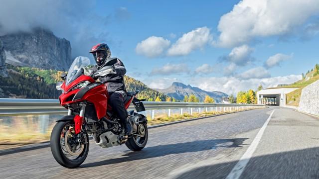 Ducati 1200 Multistrada mit mehr Ausstattung und Leistung