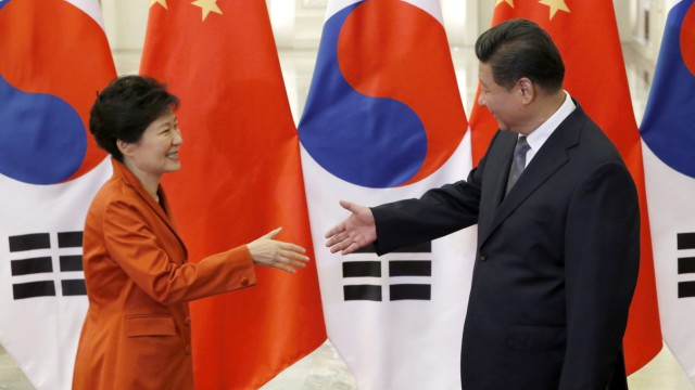 APEC 2014 Summit in Beijing, China