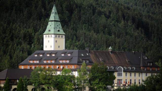 Bayern G-7-Gipfel in Elmau