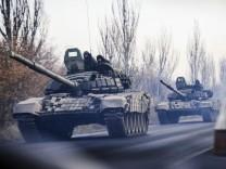 Ukraine Russland Panzer