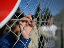 Erste Flüchtlinge in Erstaufnahmestelle in Meßstetten eingezogen