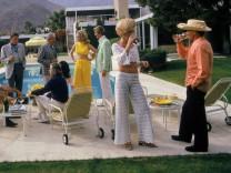 """""""Das berühmte Desert House in Palm Springs"""" von Slim Aarons"""