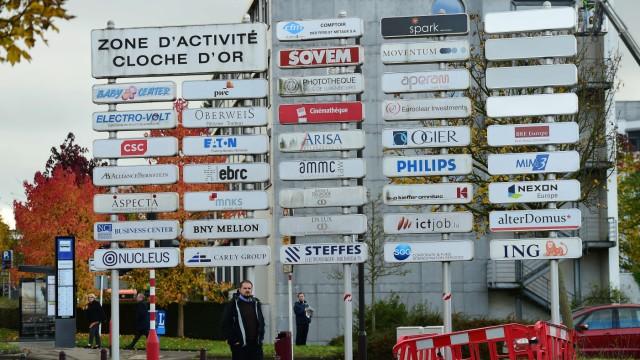Luxemburg-Leaks Schlupflöcher für Konzerne