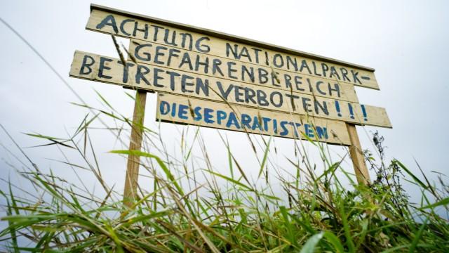 Ebrach im Steigerwald: Buchenwald im Handthal