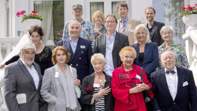 Altersglühen - Speed Dating für Senioren