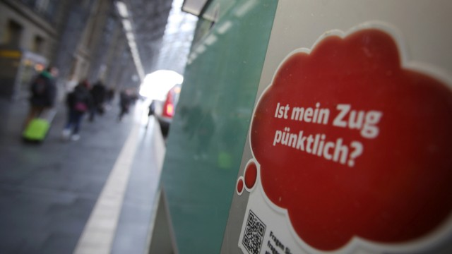 Nach Lokführerstreik - Frankfurt