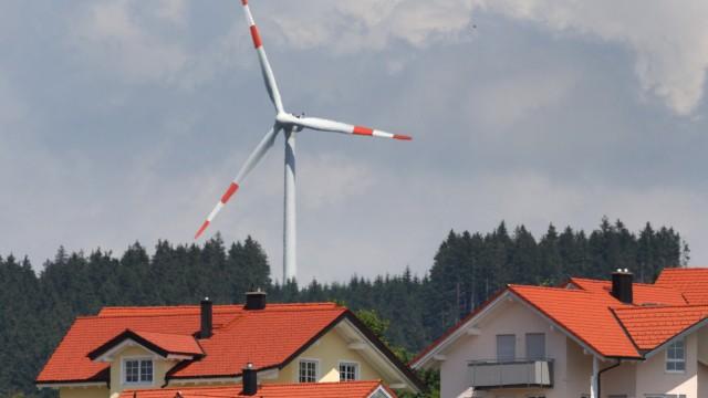 CSU will neue Windrad-Regel
