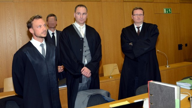 Landshut Prozess in Landshut