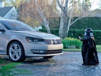 Werbespot für den VW Passat im Super Bowl 2011
