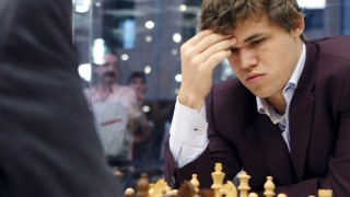 Chess Grand Slam Masters final in Bilbao