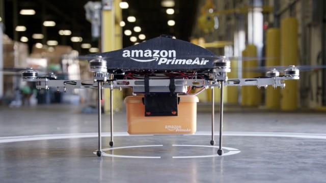 Amazon Stellenausschreibung in Großbritannien