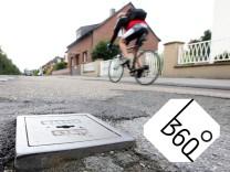 Fahrradfahren in Dortmund