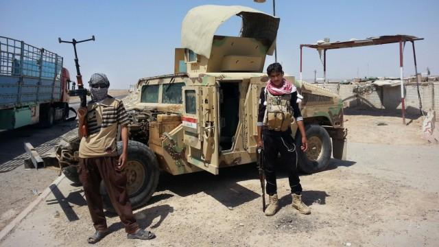 Islamischer Staat Irak Syrien